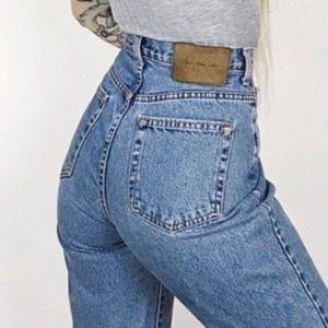Calvin Klein Vintage 90's Classic Fit Jeans 12